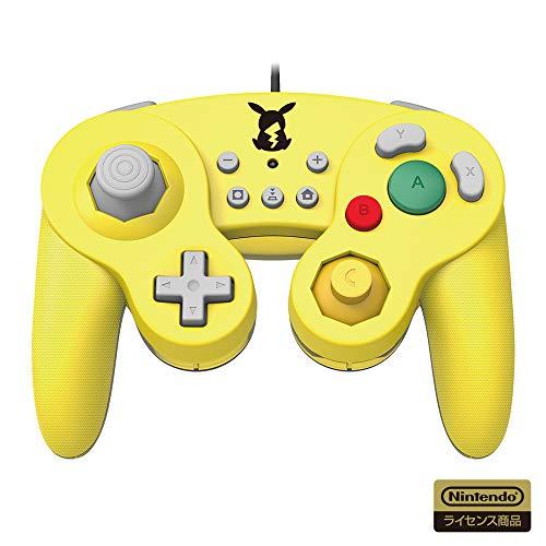 【任天堂ライセンス商品】ホリ クラシックコントローラー for Nintendo Switch ピカチュウ【Nintendo Switc...