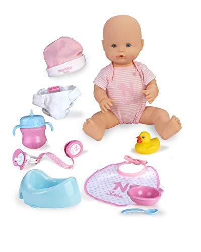 Nenuco Sara - baby pop met 11 functies (Famosa 700015154)