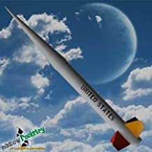 "Madcow Rocketry 4"" Fiberglass Nike Smoke Rocket Kit"