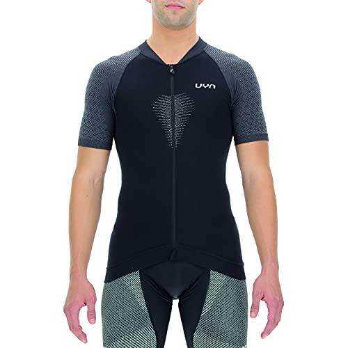 Schneider UYN Man Biking GRANFONDO OW Shirt Sh_SL, Blackboard/Charcol, S