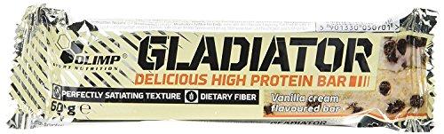 Olimp Sport Nutrition Gladiator Baton Vanilla, 60 g, 15 pezzi