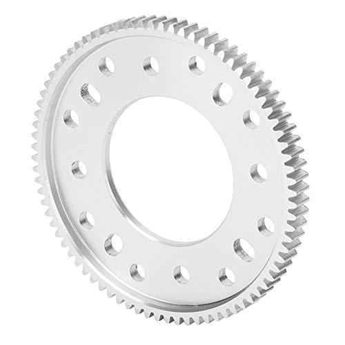 Aluminium Stirnrad Zylindrisches Aluminium Zahnrad Mod 0.8 Zahnrad Hardware Werkzeuge