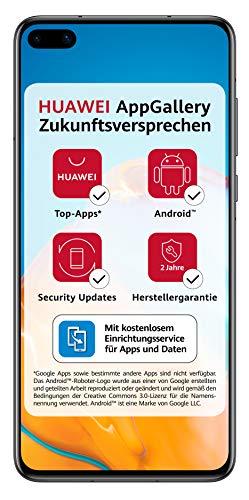 Huawei P40 - Smartphone 5G 8GB 128GB Dual Sim Black