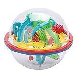 Intelecto Laberinto 3D Pelota Puzzle Juguetes Laberinto Juguetes esféricos Juego de rompecabezas Juguete Espacio Entrenamiento Imaginación Educación Juguete Juego independiente