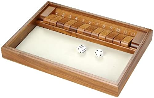 Gründ schwarz Walnut Shut The Box