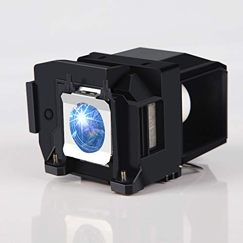 SunnyPro V13H010L85 ELPLP85 Replacement Projector Lamp with Housing for Epson PowerLite Home Cinema 3500 3100 3000 3600e