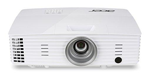 Acer X1385WH TCO DLP Projektor (WXGA 1280 x 800 Pixel, 3.200 ANSI Lumen, Kontrast 20000:1)