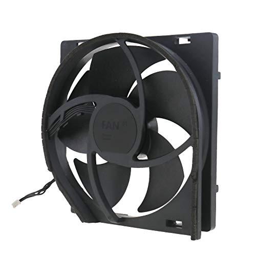 OTOTEC - Ventilador Interno de Repuesto para Xbox One S Slim (5 Hojas, 4 Pines)