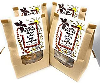 UNCLE EDDIES VEGAN TRAIL MIX COOKIES SOFT CHEWEY FRESH BAKERY 4 BAGS 12 OZ = 48 OZ