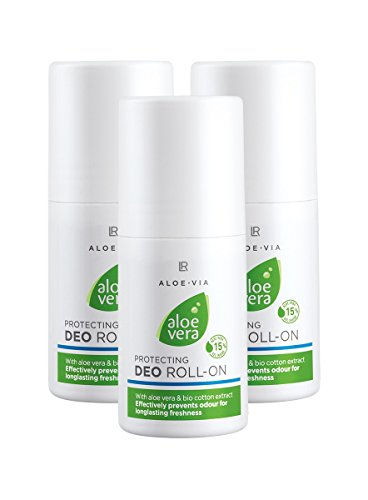 LR Aloe Vera Schützender Deo Roll-on 3er-Pack