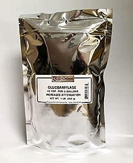 Glucoamylase Enzyme - 1 Pound Bag