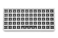 A MECH KEYS FAVORITE, NOW EVEN BETTER: The original Preonic keyboard was praised for its build quality, compact form factor, and intuitive layout—and the new version is no different. V3 UPGRADES: Now offering five unique color choices, a new ARM STM3...