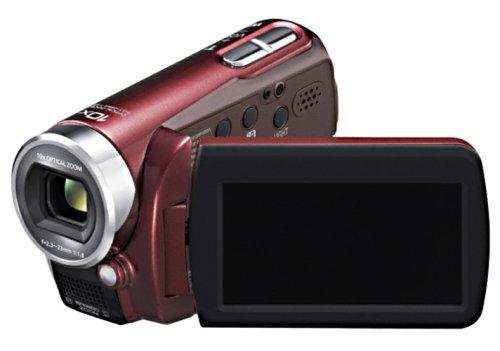 Panasonic SDR-S15 SD Videocamera, Bordeaux