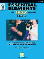 Essential Elements for Jazz Ensemble: Clarinet
