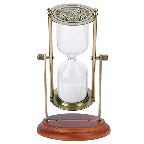 Temporizador de Reloj de Arena, Reloj de Arena Reloj de Arena para Oficina para Cocina para Escritorio para el hogar