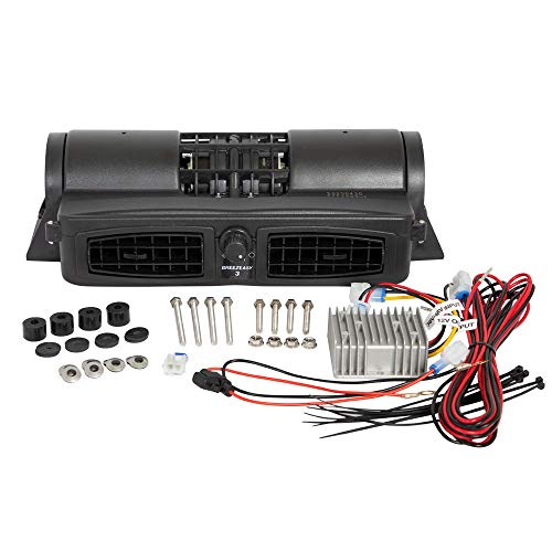 Nivel Breezeasy 3 Fan System with Converter (for 12-48 Volt Systems)