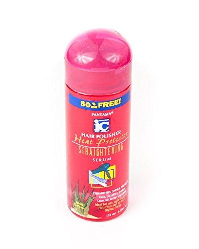 Sérum de lissage des cheveux Fantasia IC - protège de la chaleur