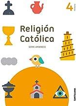 RELIGION SERIE AMANECE 4 PRIMARIA