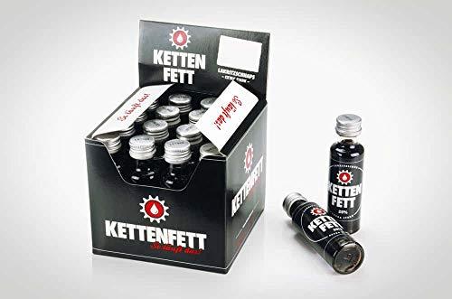 Kettenfett Lakritz Likör 16 x 0,02 Liter Miniaturen