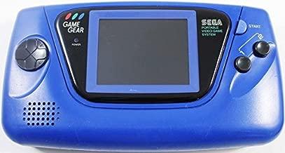 Blue Sega Game Gear