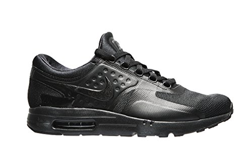 Nike, Sneaker Air Max Zero Essential, da uomo, Nero (Black Bright Crimson Gym Red), 45.5 EU