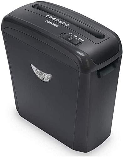 Review Shredder Shredder Oil/Shredders Cross Cut Home/a4 Paper/5×38mm/Electric Micro Cut/10.5 Litre...