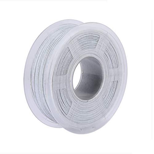 3D Filament 1.75mm, 1kg Spule (2.35lbs) Drucker Druckstift Material, Marmorfarbe