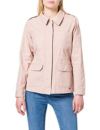 Only Onlally Life Utility Jacket CC Otw Anorak, Adobe Rose, XL para Mujer