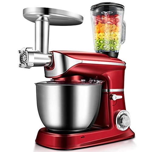 Amasadora de pan Robot de cocina - batidora de pie, Blender, 1300W,...