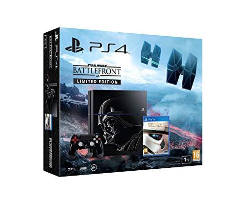 Sony Star Wars Battlefront Limited Edition PS4 bundle Nero 1000 GB Wi-Fi