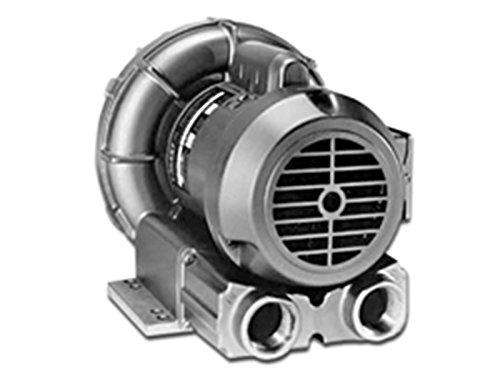 Gast R3105-1 Regenerative blower, 53 cfm, 115/230 VAC