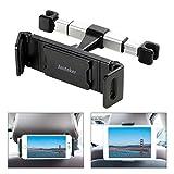 Anteker Support Tablette Voiture Porte Tablette / Téléphone Voiture pour Appui-tête Universel Auto de 4.7 à 13 Pouces à Angle Réglable 360 Degrés