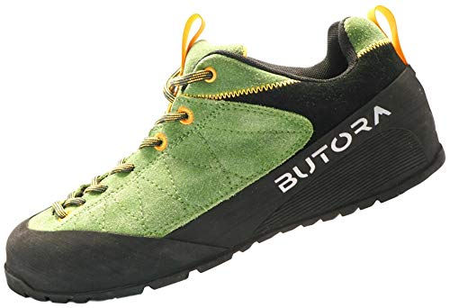 BUTORA Unisex Approach Shoe Icarus Green  Color: Green  Size: 11.5 (APIC-GRN-MF-UNI-11.5)