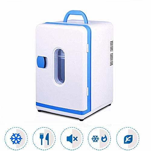 Wangt koelbox 12 l, snelle koeling voor auto Dual Voltage mini-koelkast 12 V / 220 - 240 V camping koelkast - voor reizen op de camping