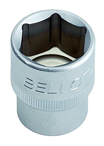 Bellota 6520-27 Vaso 1/2 Hexagonal 27, Standard, 36 x 44 mm