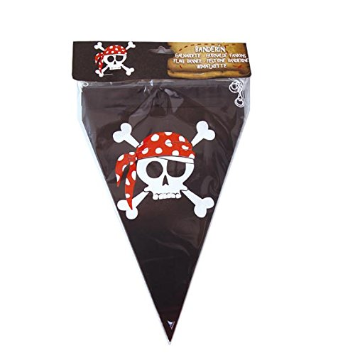 Verbetena - Banderín Piratas (011200133)