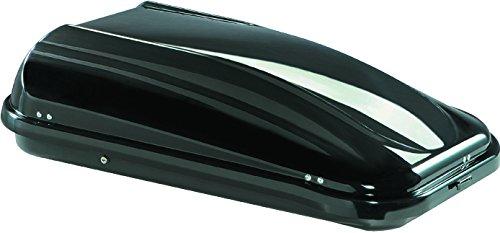 Summit SUM-840 Roof Box, 320 Litre Capacity in Metalic Grey