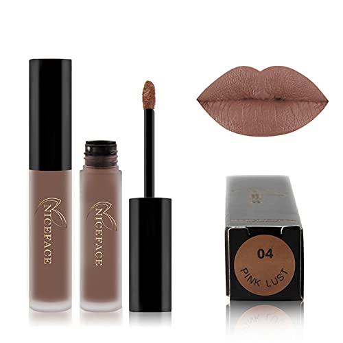 26 Couleurs Rouge à Lèvres Liquide Mat Waterproof Hydratant Brillant Maquillage à Lèvres (13#)