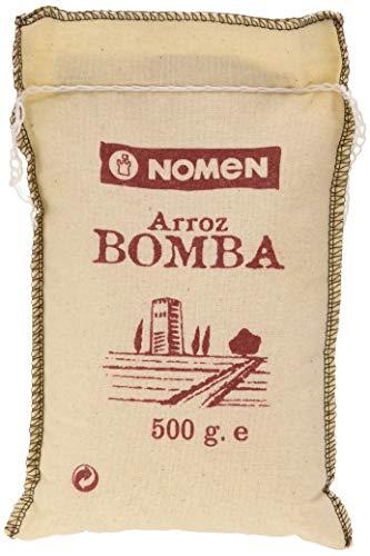 Nomen arroz bomba tela, 500 gr