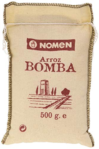 Nomen Arroz Bomba Tela, 500 g (20002150)