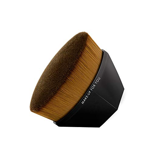 WOZOW 55 Pinceau De Maquillage De Fondation Multifonctionnel Magique Sans Trace (Noir)