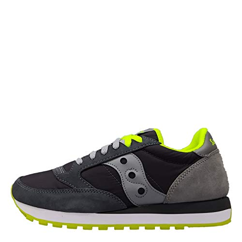 Saucony Sneakers Jazz Original in Camoscio e Nylon 9