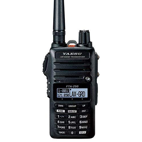 Yaesu FTA-250L Handheld VHF Airband Transceiver (Comm only). Buy it now for 269.00