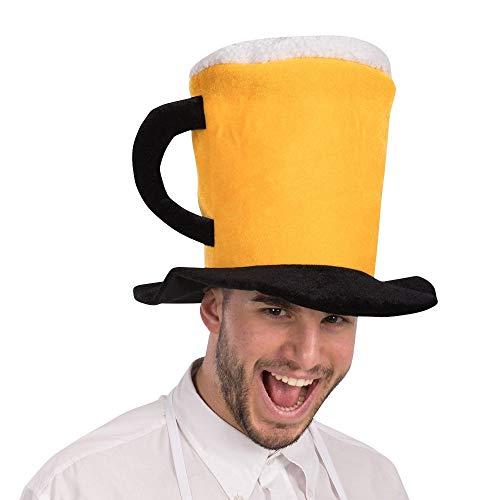 Carnival Toys Cappello pinta di birra in velluto