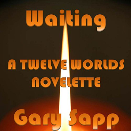 Waiting audiobook cover art