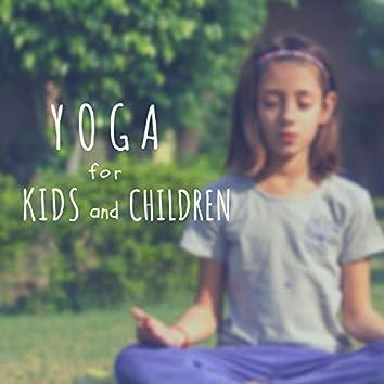 Yoga for Kids and Children - Yoga Songs for Yoga Classes, Children`s Yoga Music