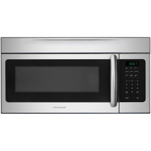 Frigidaire FFMV164LS1.6 Cu. Ft. Stainless Steel Over-the-Range Microwave