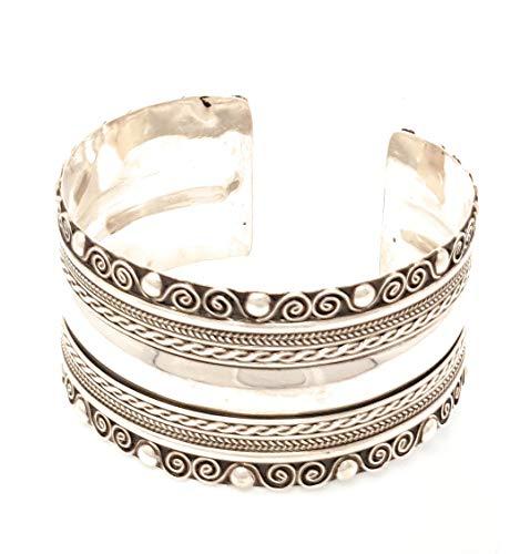 ChiCies Tuareg Armband Armreif aus 925er Silber (Variante 1)