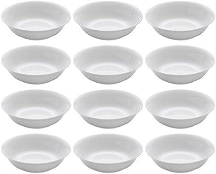 Maxwell & Williams 12er Set Pastaschalen Pastaschalen Pastaschalen Weiß Basics Round D. 23cm weiß B06Y2BHPYB | Fuxin  70ed6d