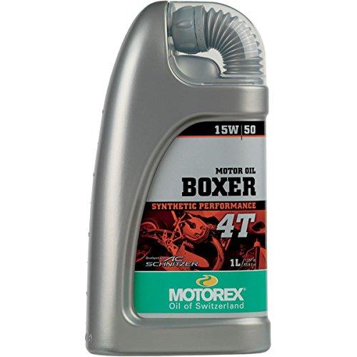 Motorex BOXER 4T 15W50 / 1 Liter